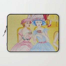 1950 High Tea Laptop Sleeve
