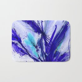 Organic Ecstasy No. 48e by Kathy Morton Stanion Bath Mat