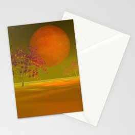 peaceful time -10- Stationery Cards