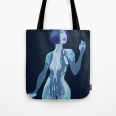Cortana Tote Bag
