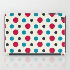 Like a Leaf [spots] iPad Case