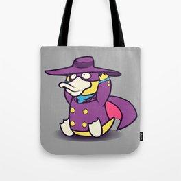 Darkwing Psyduck Tote Bag