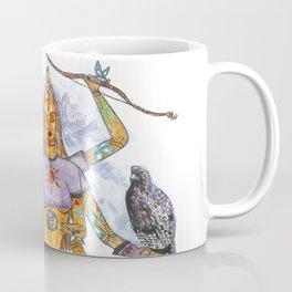 Modern Goddess Tools - Sexy Eight Armed Blonde Coffee Mug
