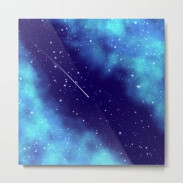 Way to the stars Metal Print