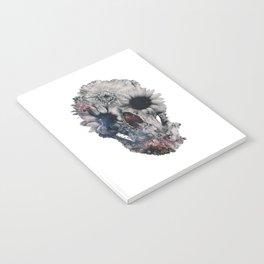 Floral Skull 2 Notebook