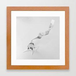 What tha Fork! Framed Art Print