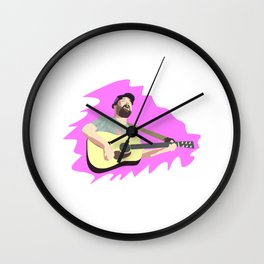Square Nine Wall Clock