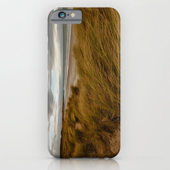 Bamburgh Beach iPhone & iPod Case