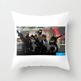 top players Throw Pillow