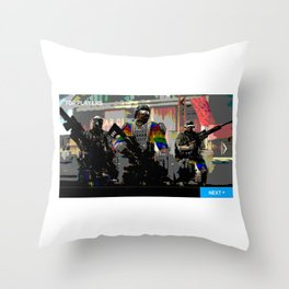 top players Throw Pillow