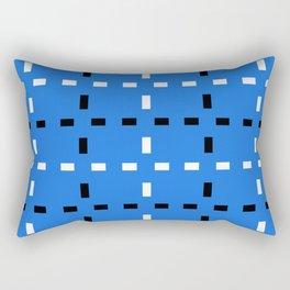 Plug Sockets III Rectangular Pillow