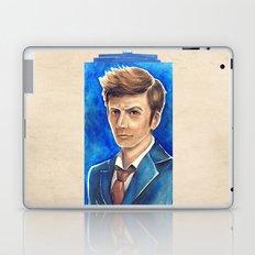 David Tennant 10th Doctor Who Laptop & iPad Skin