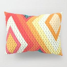Decorative rhombs Pillow Sham
