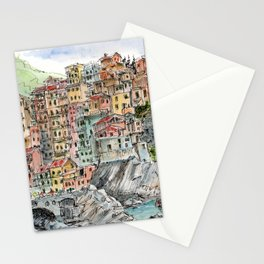 Manarola, Stationery Cards