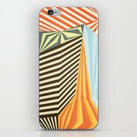 river iPhone & iPod Skins featuring Yaipei by Anai Greog