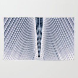 Oculus / World Trade Center Station Rug