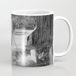 Welder working Coffee Mug