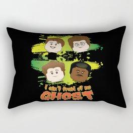 Lego Busters Rectangular Pillow