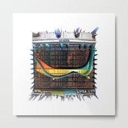 InsideSound#5 Metal Print