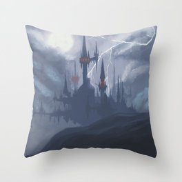 Castlevania Throw Pillow