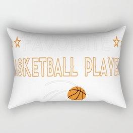 BASKETBALL DAD Rectangular Pillow