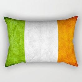 TriColour of Ireland bywhacky Rectangular Pillow