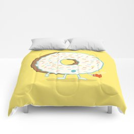 The Sleepy Donut Comforters