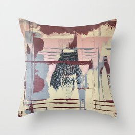 Far End Throw Pillow