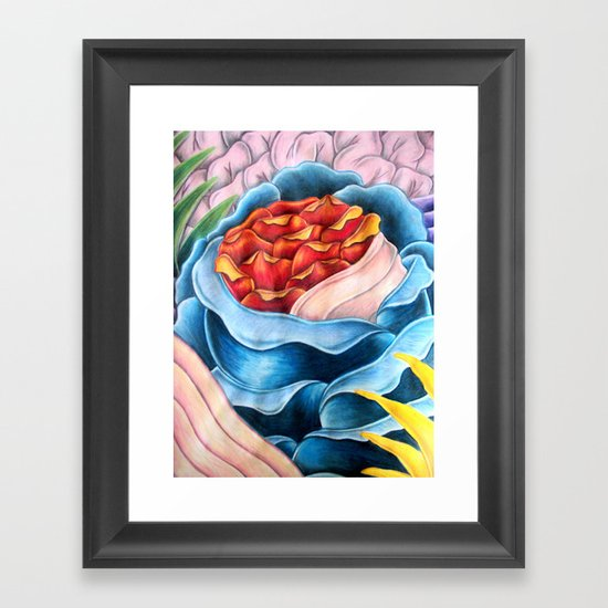 Awakened Framed Art Print