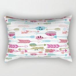 Pretty Arrows Rectangular Pillow