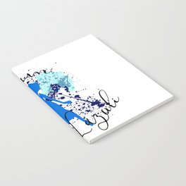 I am Lapis Lazuli Notebook
