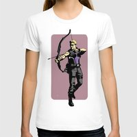 clint barton T-shirts featuring Clint by Shop 5