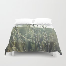 i don't stand a chance  Duvet Cover