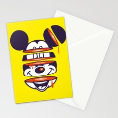 Defragmented!  Stationery Cards