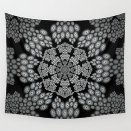 Falling in and out Wall Tapestry