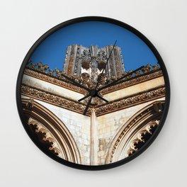 Batalha monastery, Portugal (RR 191) Analog 6x6 odak Ektar 100 Wall Clock