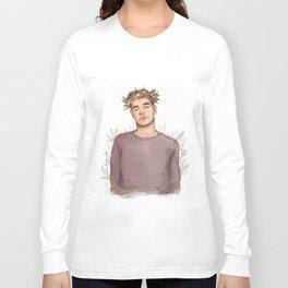 Flower crown Liam Long Sleeve T-shirt