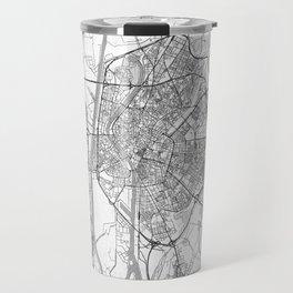 Seville Map Line Travel Mug