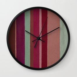 Abstract #3 Wall Clock