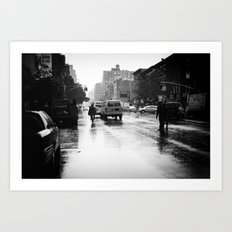 8th Ave. Art Print