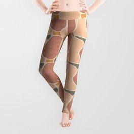Pottery Shapes Leggings