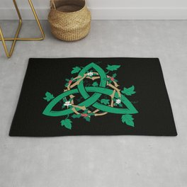 The Holly And The Ivy Rug