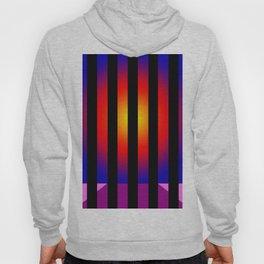 Sunset stripes Hoody