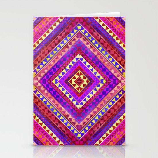 Rhythm III Stationery Cards