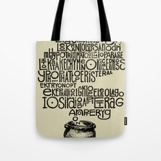 Something smells good! Tote Bag