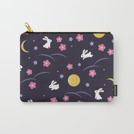 Moon Rabbits V2 Carry-All Pouch