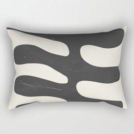 Abstract Plant 2 Rectangular Pillow