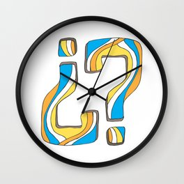 Am I clueless? Wall Clock