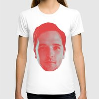 chad wys T-shirts featuring Chad Head by Blake Makes Tees