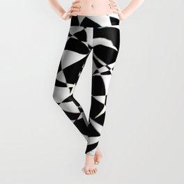 David F Horton abstract design Leggings